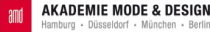 Logo AMD Akademie Mode & Design