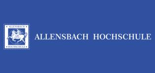 Allensbach Hochschule Logo