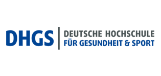 Logo Deutsche Hochschule für Gesundheit und Sport