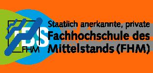 Fachhochschule des Mittelstands Logo