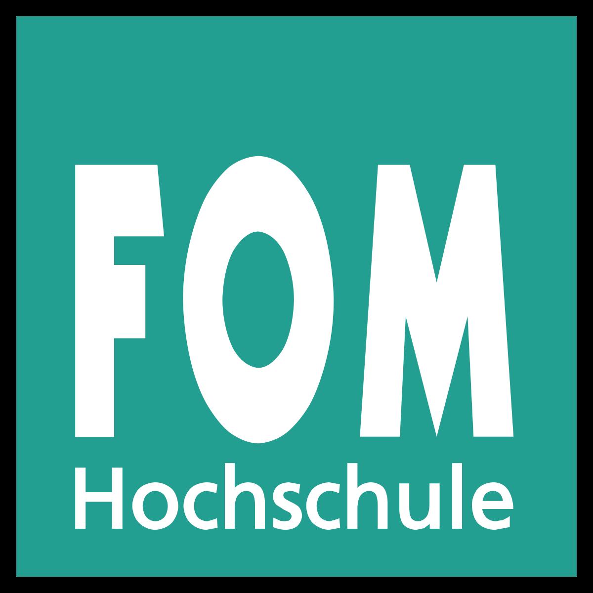 FOM Hochschule für Oekonomie & Management Logo