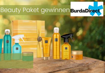 BurdaDirect Beauty Paket Gewinnspiel