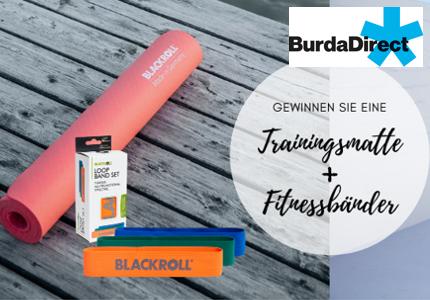 BurdaDirect BlackRoll Gewinnspiel