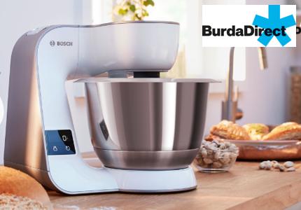 BurdaDirect Küchenmaschine Gewinnspiel