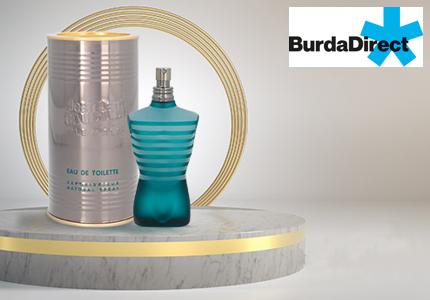 BurdaDirect Sommer-Herrenduft Gewinnspiel