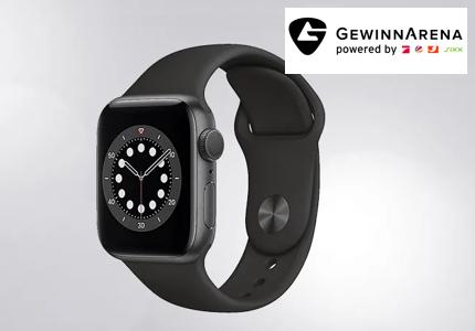 GewinnArena Apple Watch Series 6 Gewinnspiel