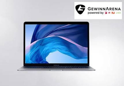 GewinnArena MacBook Air Gewinnspiel