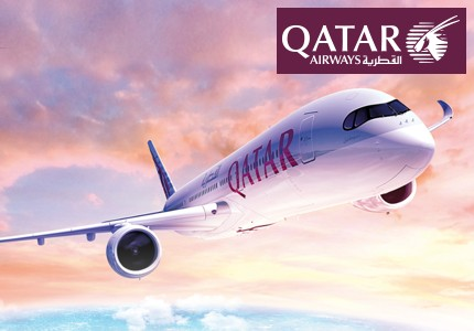 Logo Qatar Airlines
