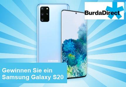 Burda Smartphone 2020 Gewinnspiel