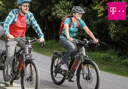 e-Bike 2020 Telekom Gewinnspiel