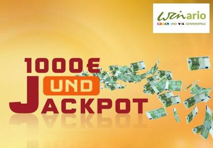 Winario RTL Punkt 12 Gewinnspiel