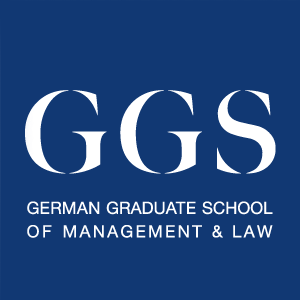 German Graduate School of Management & Law Logo