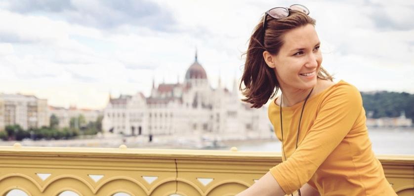 Du musst nicht mit dem Fahrrad nach Budapest fahren - die Reisekosten werden übernommen