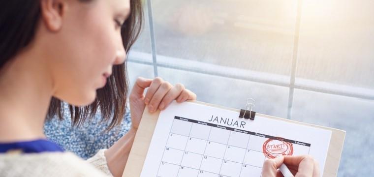 Bei der Zeitplanung für Deine Bachelorarbeit solltest Du realistisch sein