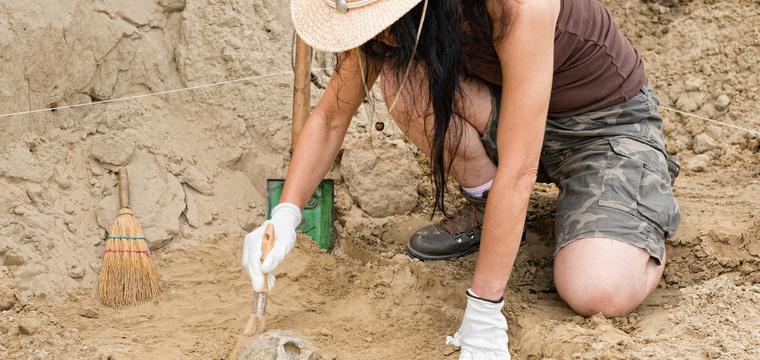 Archäologie Studium