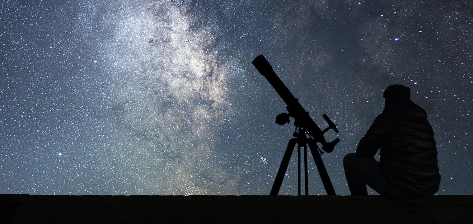 Astronom: Ausbildung & Beruf