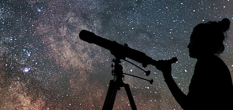 Astronomie-Studium