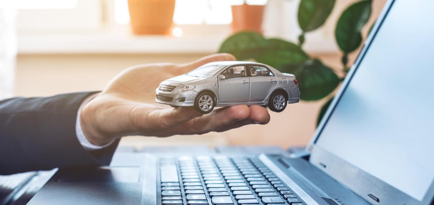 Auto online anmelden