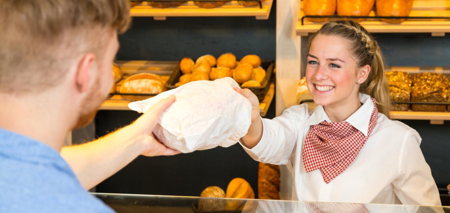 Bäckereifachverkäuferin