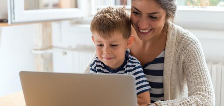 Studenten mit Kindern werden durch BAföG gefördert