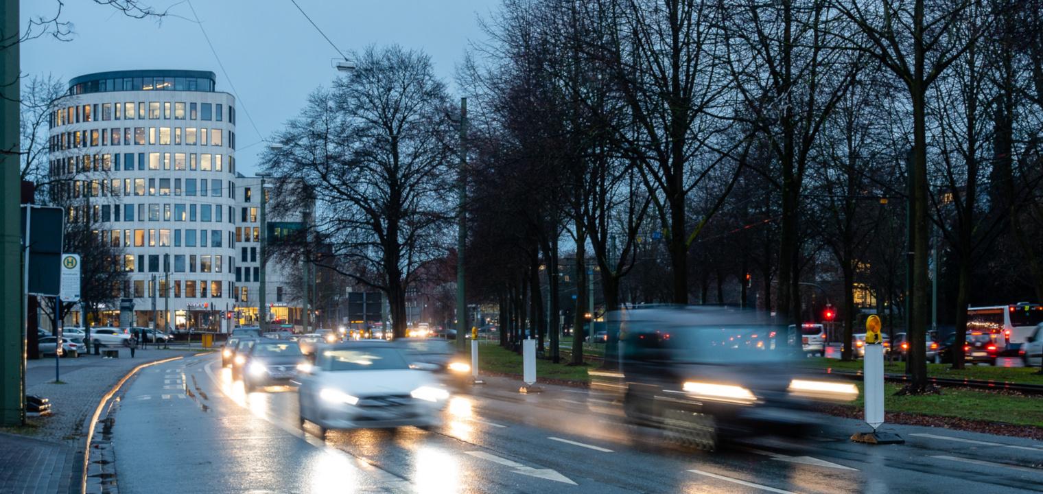 Bielefeld Stadt-Verkehr, Artur-Ladebeck-Straße