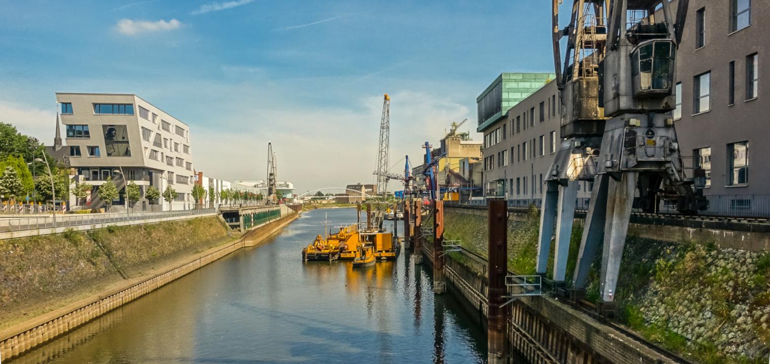 Industriehafen Neuss