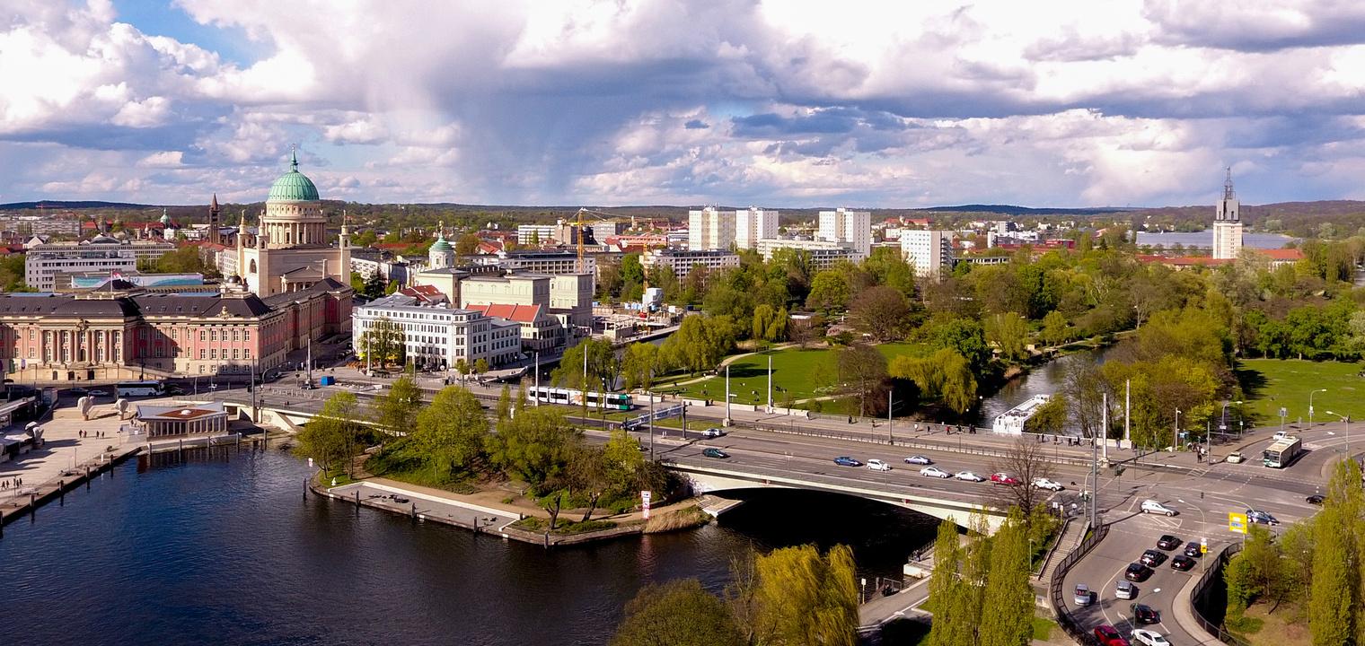 Potsdams Mitte