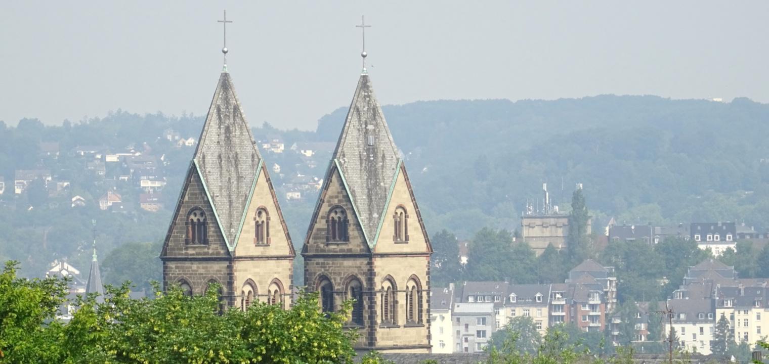 Wuppertal - Sankt Suitbertus
