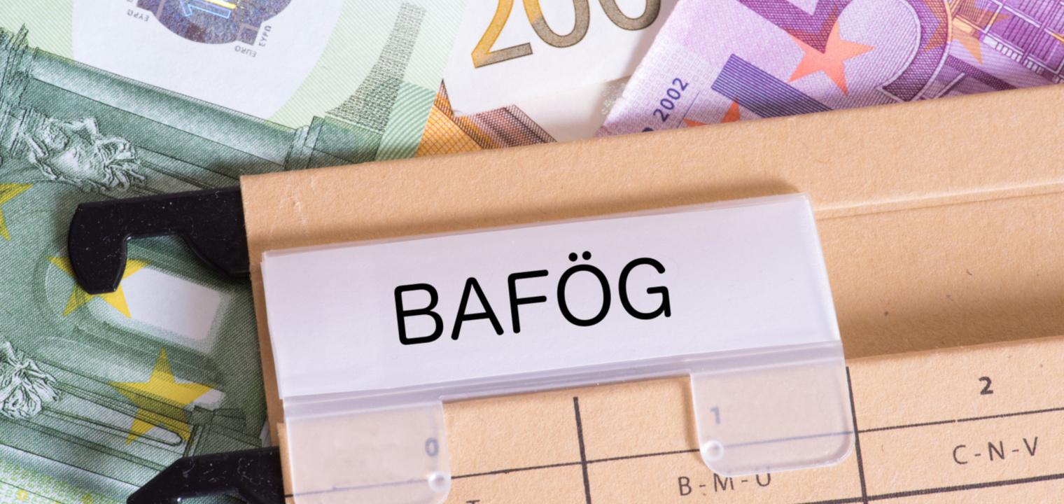 BAföG-Formblatt 1