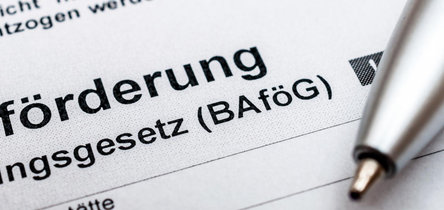 BAföG-Formblatt 2