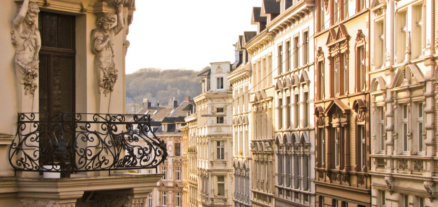 Gründerzeit Wuppertal