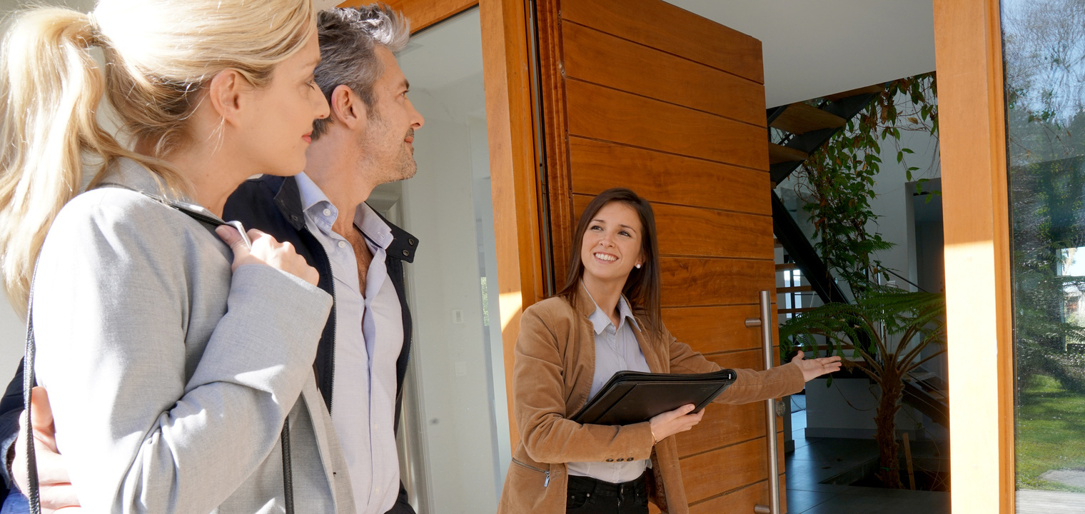 Immobilienkauffrau