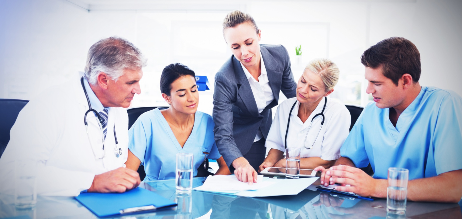 Kauffrau im Gesundheitswesen