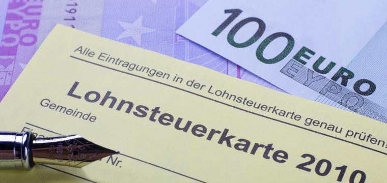 elektronische Lohnsteuerkarte (ELStAM)