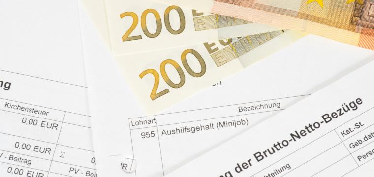 Minijob Steuererklärung