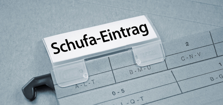 Schufa-Eintrag