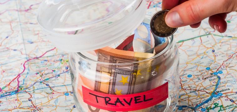 Geld sparen für den Auslandsaufenthalt