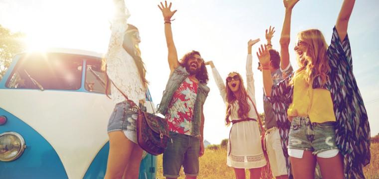 Studentenreisen für wenig Geld ist vielfältig möglich
