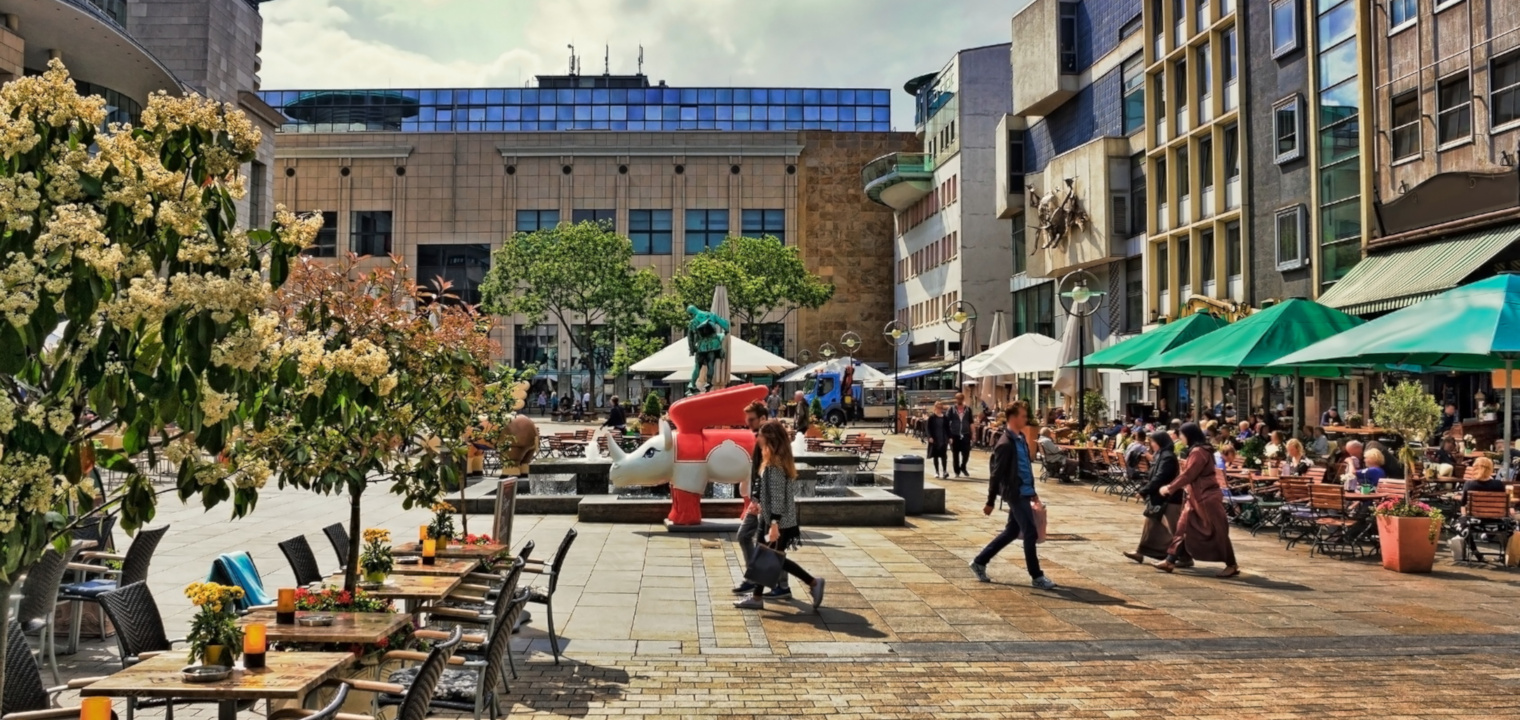 Dortmund, Stadtzentrum