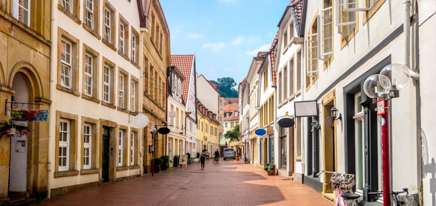 Osnabrück, Altstadt
