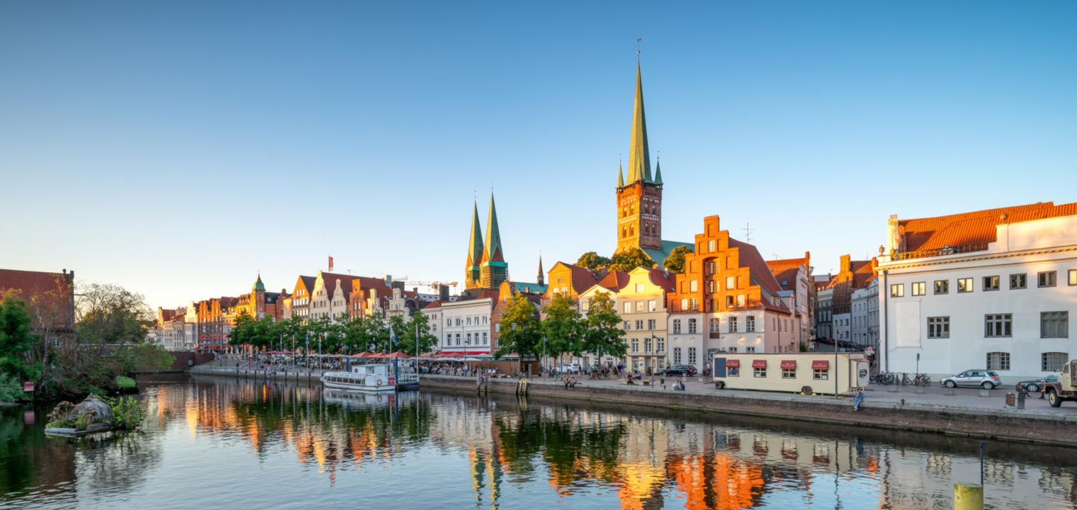Historische Altstadt von Lübeck, Schleswig-Holstein