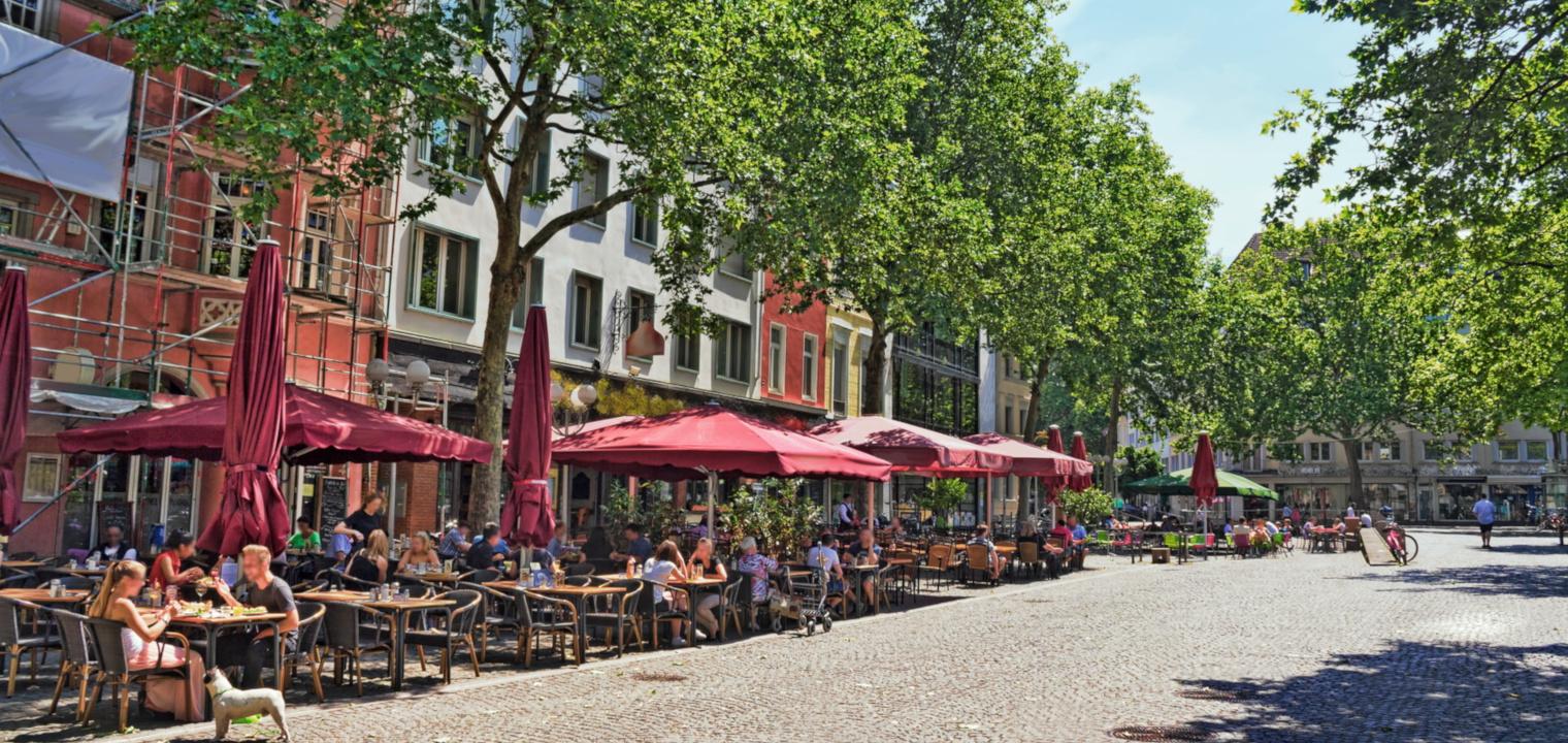 Bonn Friedensplatz