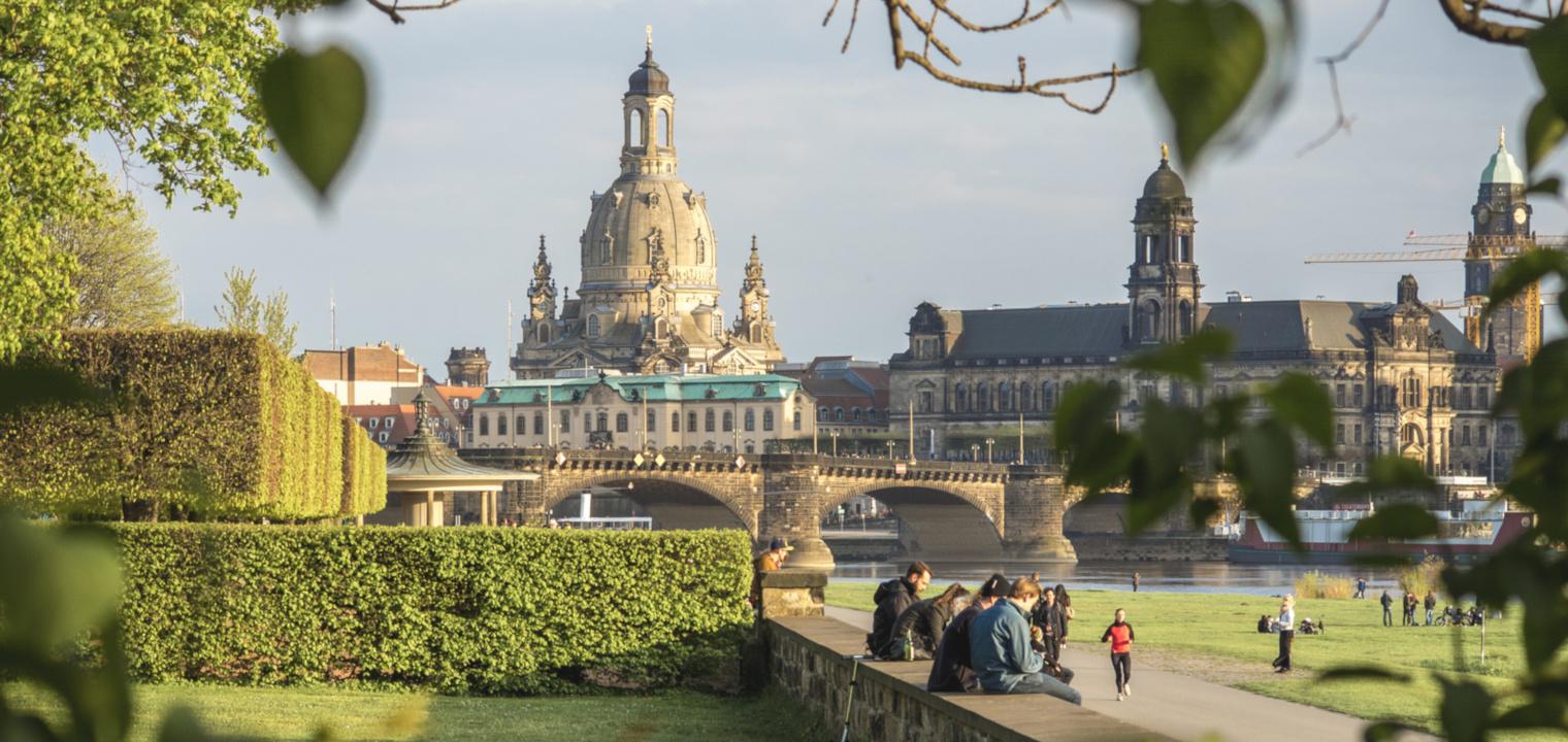Grünes Dresden
