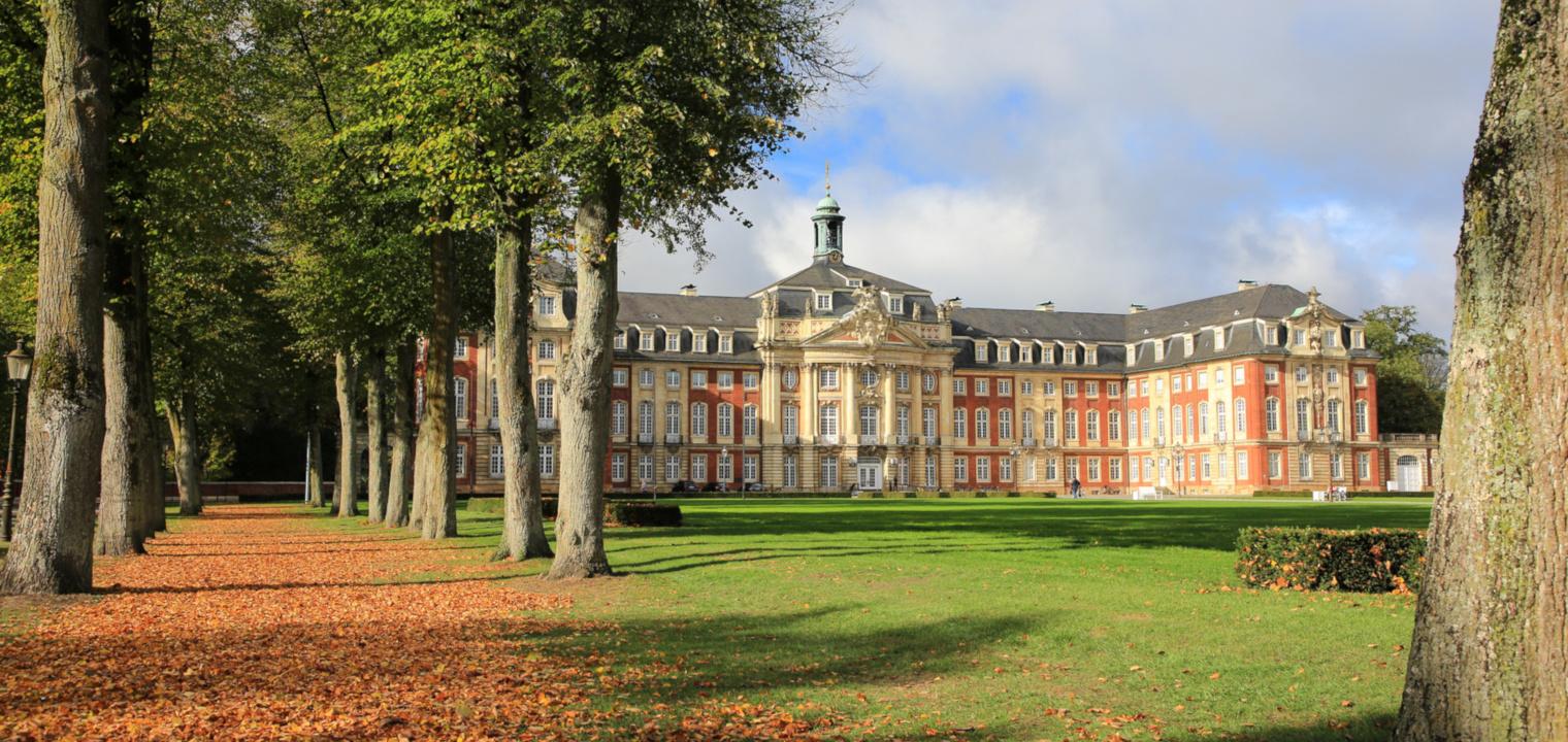 Schloss in Münster