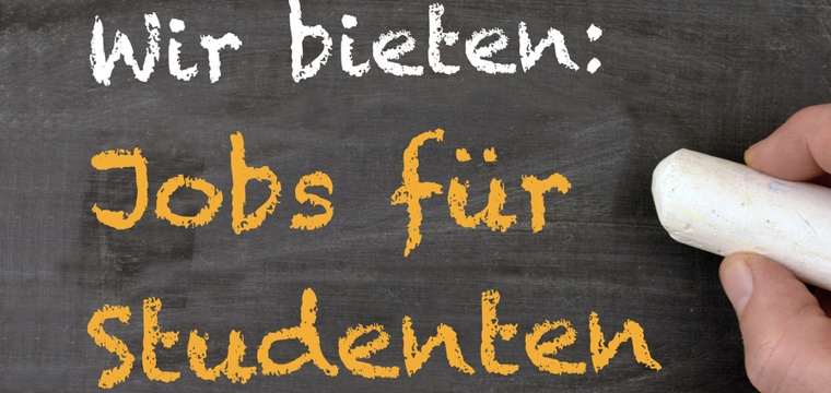 Studentenjobs & Werkstudentenjobs