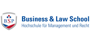 BSP Business and Law School Logo