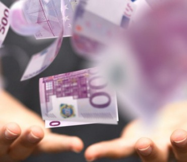 Geld erhalten