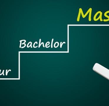 Lasse Dich durch BAföG während des Masterstudiums unterstützen