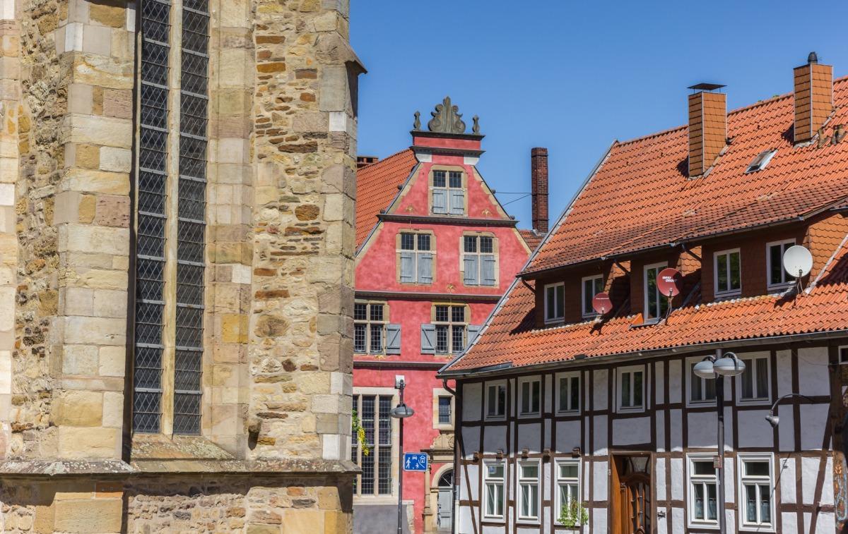 Hochschule f r kirchenmusik herford mystipendium for Architektur fernstudium
