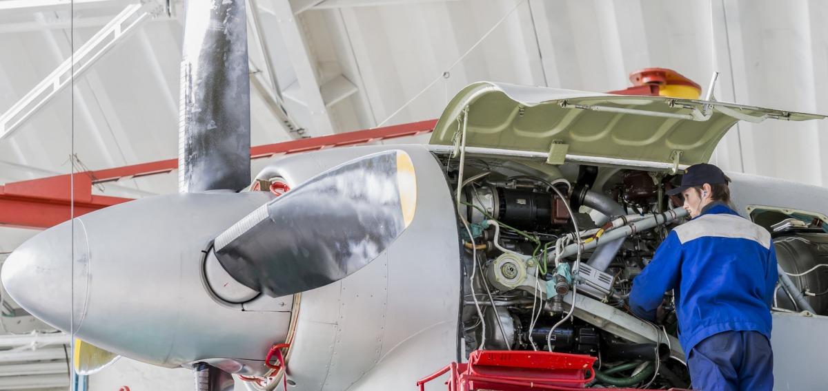 Fluggerätmechaniker